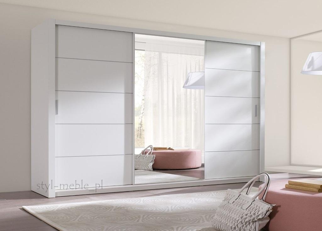 szafa przesuwna big 250 cm m m pustkowscy. Black Bedroom Furniture Sets. Home Design Ideas